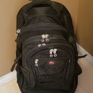 SwissGear Wheeled Backpack